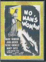 No Man's Woman (1955) Front Cover DVD